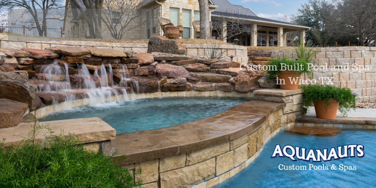 Custom Pool Builder Waco TX